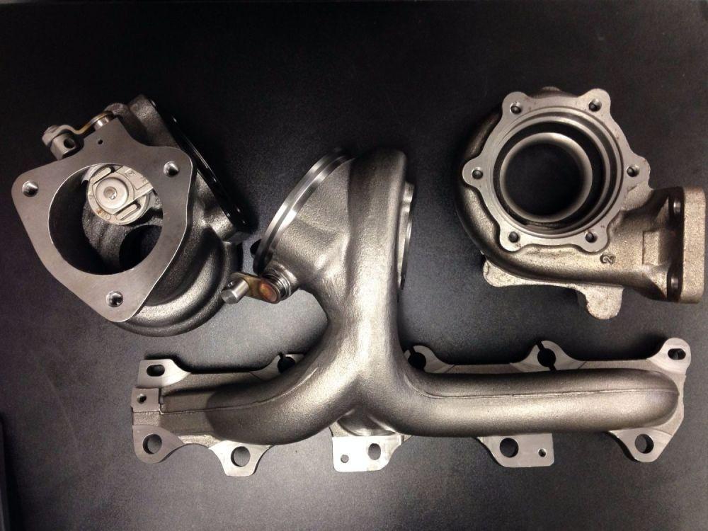 RHF5 (VF40 Turbo) Replacement Turbocharger Turbine Housing