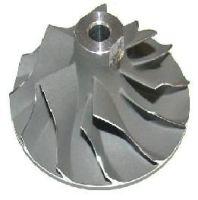 BMW 2.0D Turbocharger Compressor Wheel TD04-LR6 (Turbo 49477-02003) (Reverse Rotation)