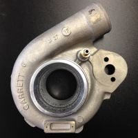 Genuine Garrett Brand New T34 TB34 TB3402 Turbocharger Turbo Compressor Inlet Housing 452059