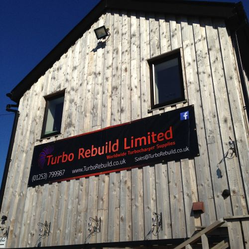 Turbo Rebuild Blackpool
