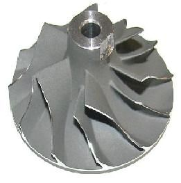 Komatsu KTR90 Turbocharger NEW replacement Turbo compressor wheel impeller