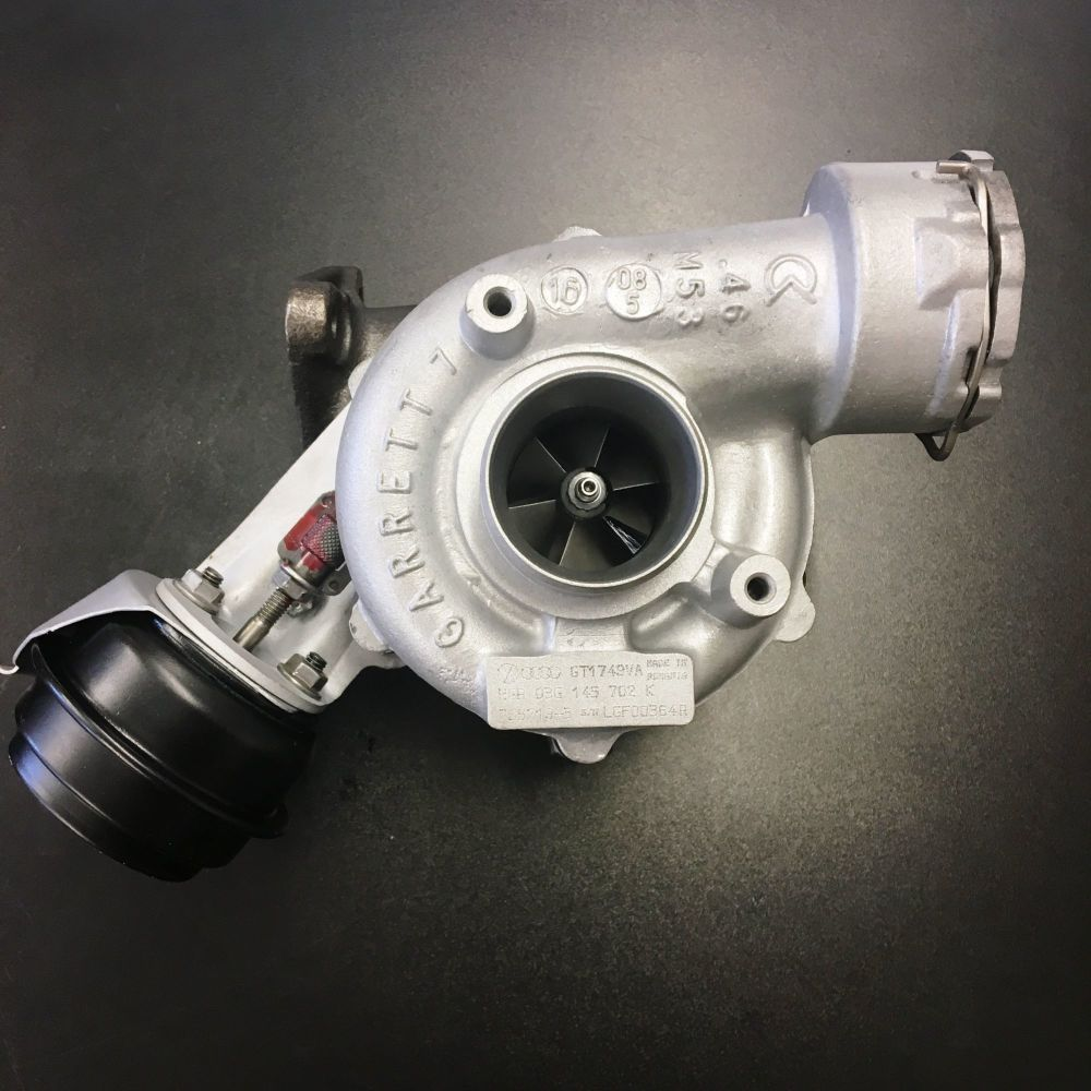 Fully Re manufactured Genuine Garrett 758219 Turbocharger VW Audi