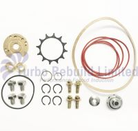 UPRATED Hybrid Turbo Repair Rebuild Service Repair Kit fits Garrett T3 TA03 TB03 TC03 T34 T35 T04B Turbocharger Bearings and Seals inc 360 Race Thrust