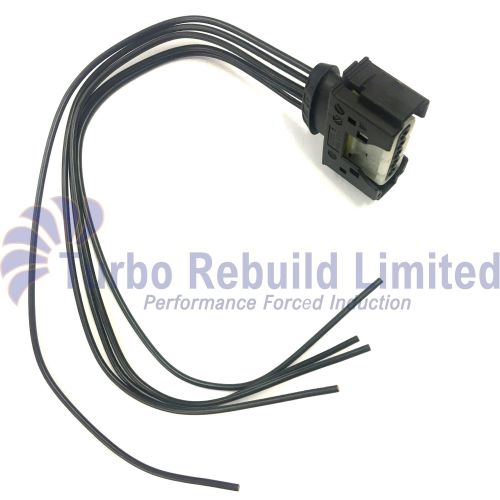 Turbocharger Electronic Actuator Repair Plug Adaptor for Garrett Hella Turb