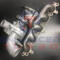 Ford Focus ST225 2.5T Hybrid Turbocharger Stage 2 360BHP upgrade Billet Turbo K04-033