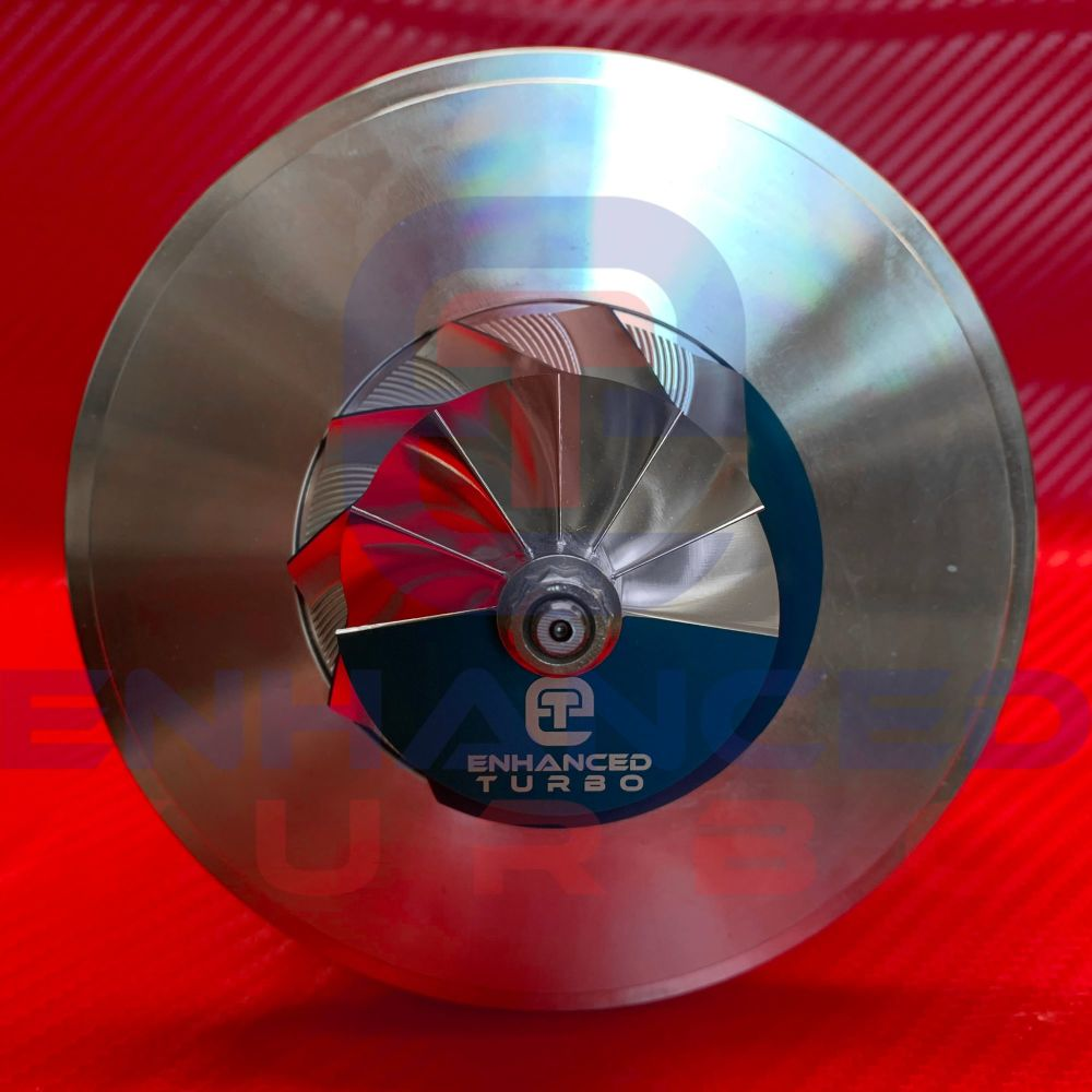 Fiat Coupe 20V HYBRID Turbo Billet CHRA Cartridge Uprated 11 Blade 454154 T