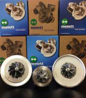 Genuine Melett UK Turbo CHRA K03 5303-710-5158 Iveco Industrial Engine Off Highway 3.4D 5303-970-0256 5303-970-0516