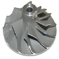 Mitsubishi TD04L10 Turbocharger NEW Replacement Turbo Compressor Wheel Impeller (fits turbo 49477-01510)