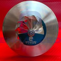T34 T35 Escort RS Cosworth HYBRID Billet CHRA Turbo Cartridge 452059 Turbocharger Core 360 Race Bearing Staggered Seal