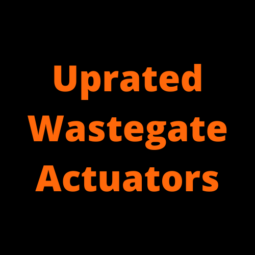 Uprated Wastegate Actuators