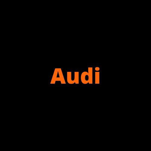 Audi Turbocharger