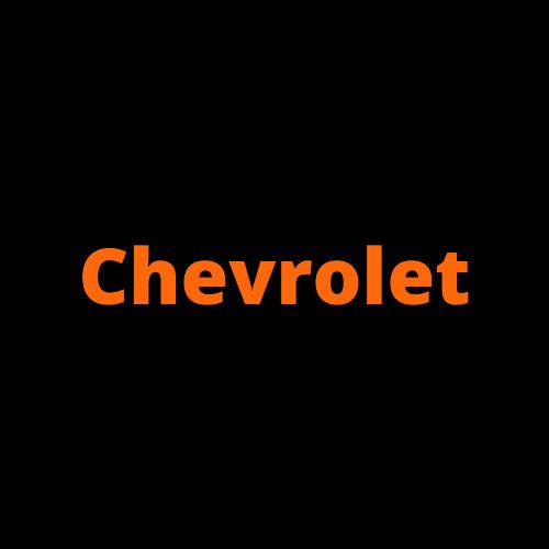 Chevrolet Turbocharger