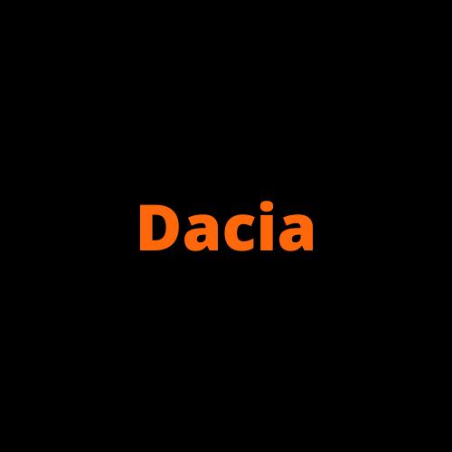 Dacia Turbocharger