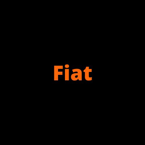 Fiat Turbocharger