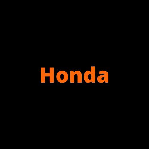 Honda Turbocharger