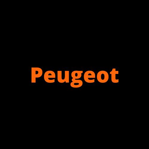 Peugeot Turbocharger