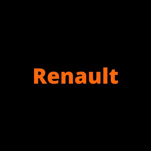 Renault Turbocharger