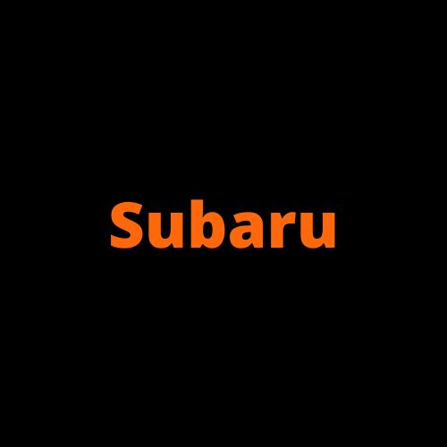 Subaru Turbocharger