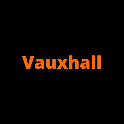 Vauxhall Turbocharger