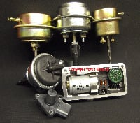 15. Wastegate Actuators / Boost control