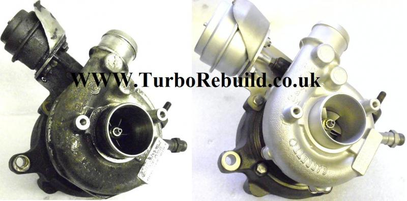 Turbo Rebuild any Turbo and supply the Best Reconditioned Turbochargers