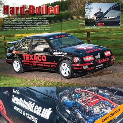 Turbo Rebuild 3dr Cosworth