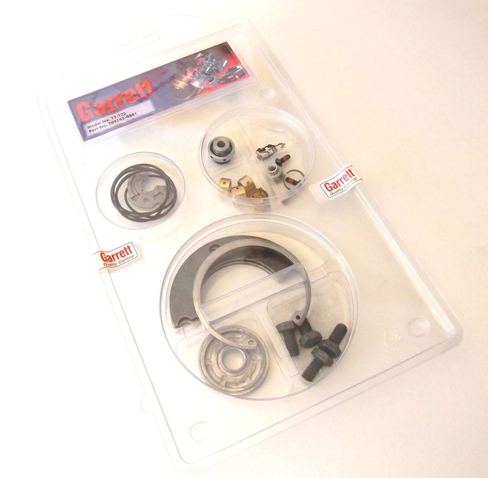 Genuine Garrett Turbo Repair Rebuild Service Repair Kit T2/T25/T28 Turbo.
