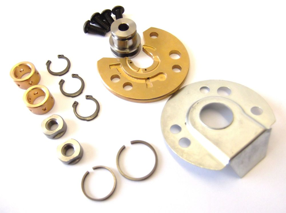 Hitachi Turbo Repair Rebuild Service Repair Kit HT12 Turbocharger bearings