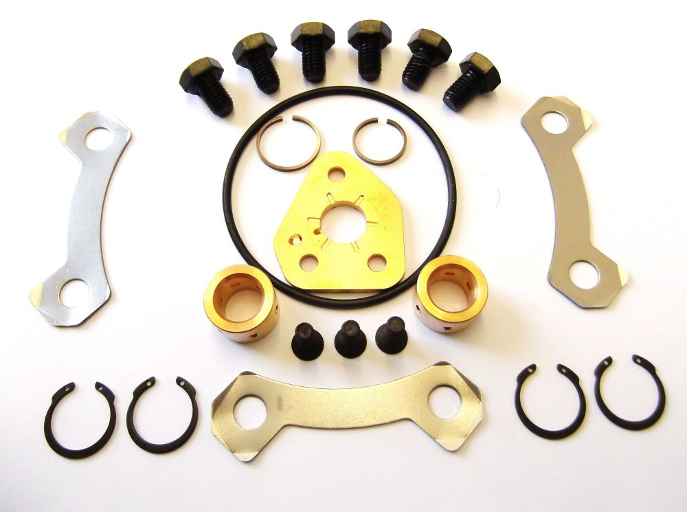 Turbo Repair Rebuild Service Repair Kit Holset H2C H2D Turbocharger bearing