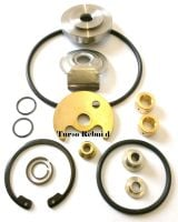Turbo Repair Rebuild Service Repair Kit fits TD04 Mitsubishi Turbocharger Bearings and Seals *Flat Back*