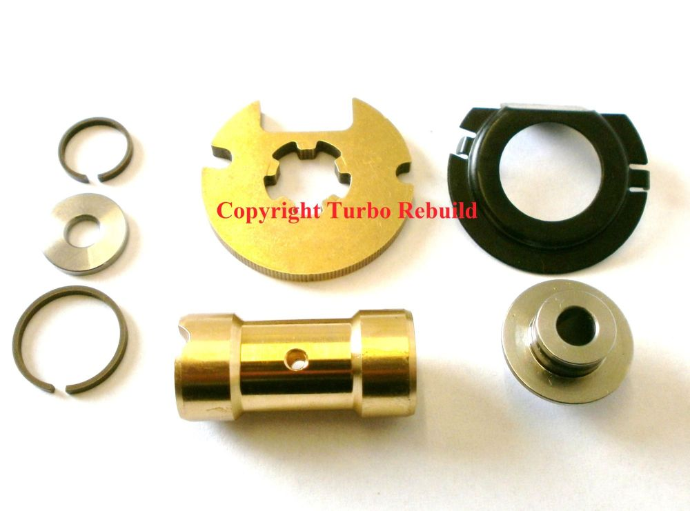 Turbo Repair Rebuild Service Repair MINOR Kit fits Borg Warner 3K KKK K03 K