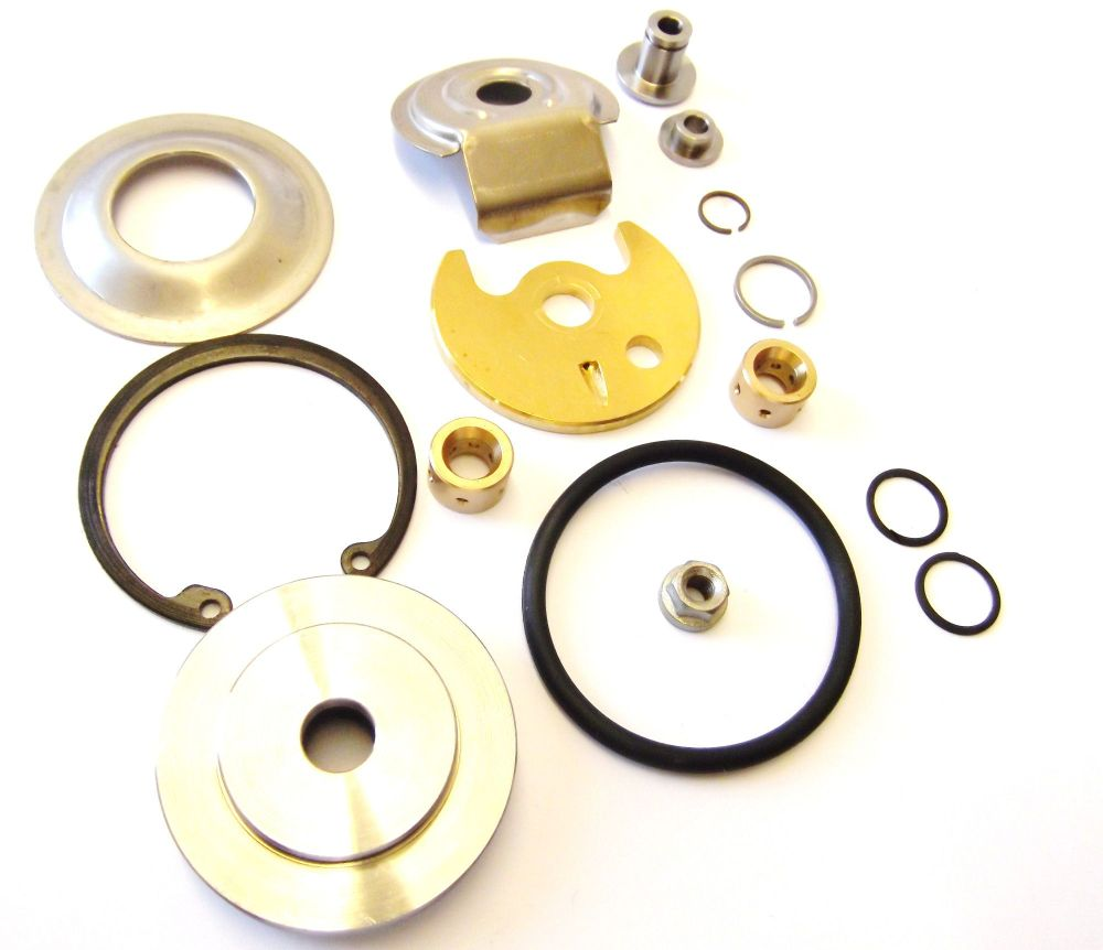 Turbo Repair Rebuild Service Repair Kit Mitsubishi TD02, TD025 Turbocharger