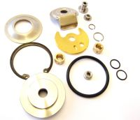 Turbo Repair Rebuild Service Repair Kit Mitsubishi TD02, TD025 Turbocharger FLAT BACK