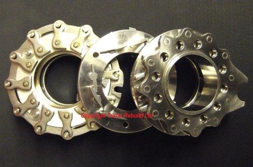 Turbo Nozzle ring VNT variable vain assembly for Mitsubishi TF035