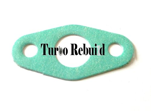 Mitsubishi TD02 TD03 Turbo Oil Drain Return Outlet Gasket