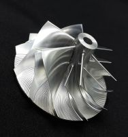 KKK BV40 Turbocharger NEW Replacement Billet Turbo Compressor Wheel Impeller 5443-123-2043
