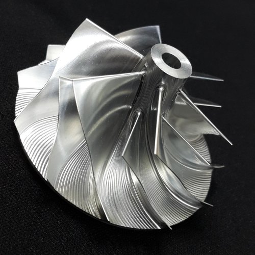 GT14 Turbo Billet turbocharger Compressor impeller Wheel 26.03/44.01