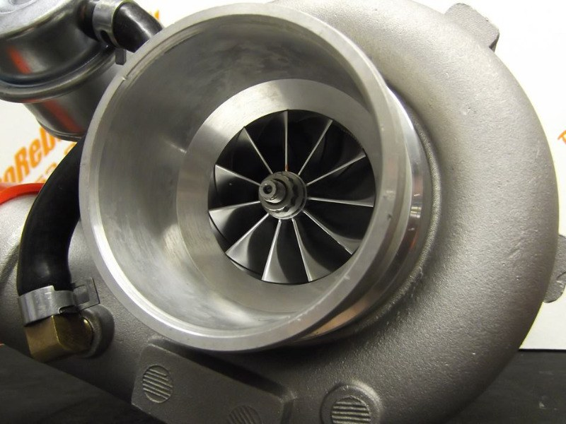 billet compressor wheels increase performance.  Turbo Rebuild can supply all Billet Compressor wheels