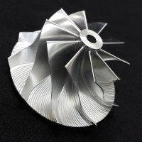 GTX2860 Turbo Billet turbocharger Compressor impeller Wheel 42.20/60.40