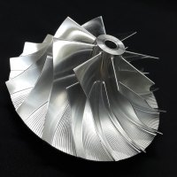 HX40 Turbo Billet turbocharger Compressor impeller Wheel 60.00/83.03 (recessed exducer)