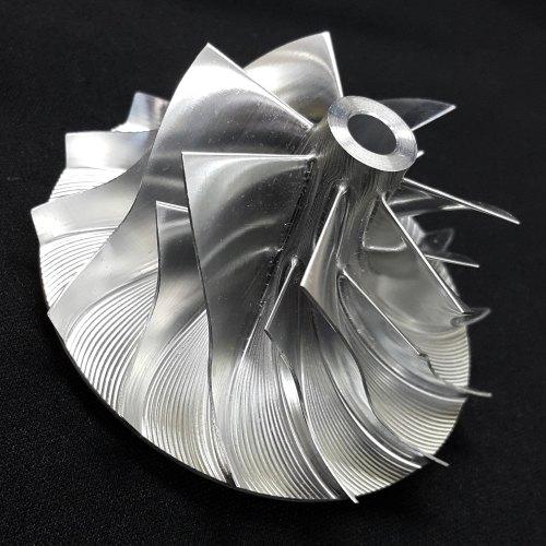 K04 Turbo Billet turbocharger Compressor impeller Wheel 46.39/56.08/4.68 (5