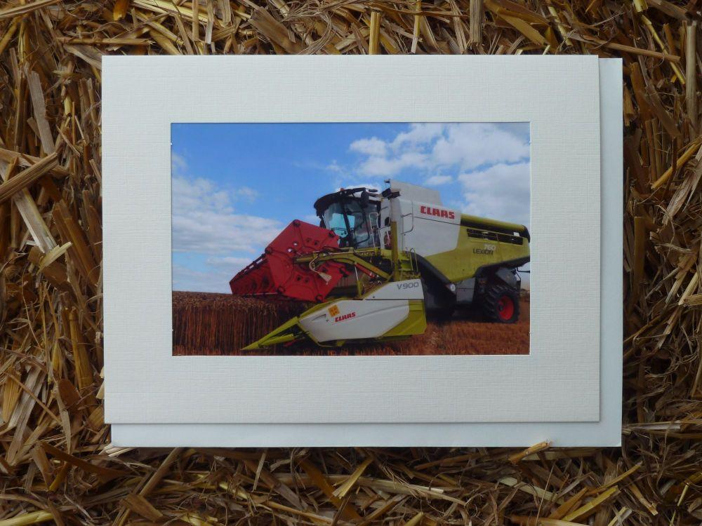 Tractors & Combines