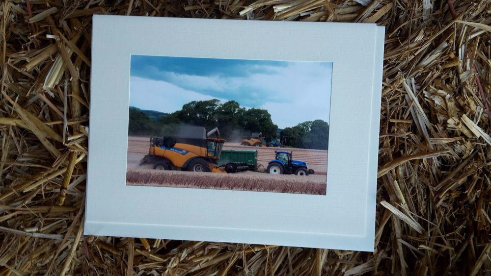 Tractors/Combines