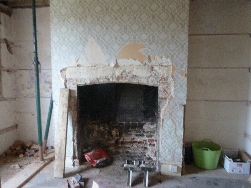 Kilsham Fire Place 1