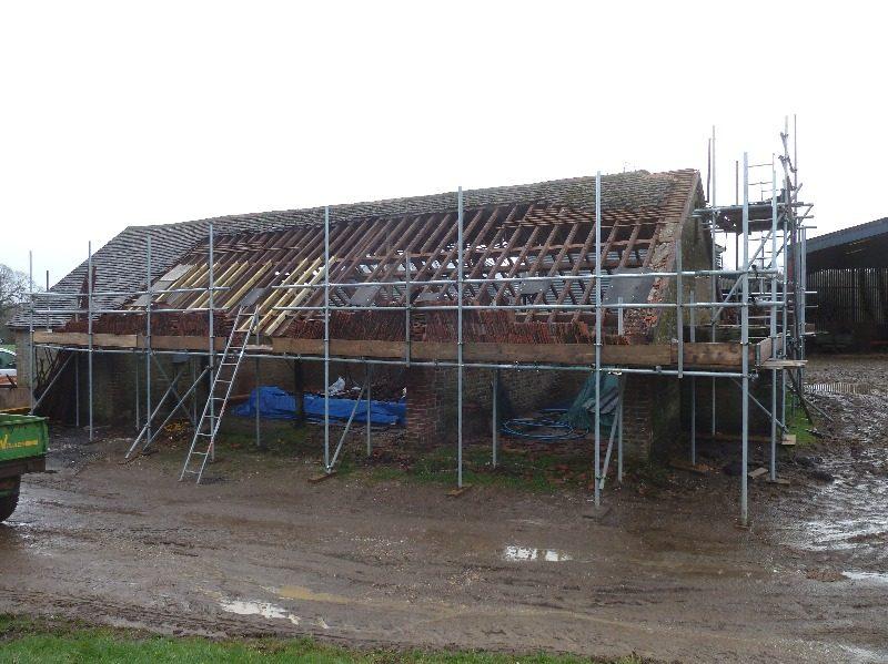 Kilsham Farm Building 3