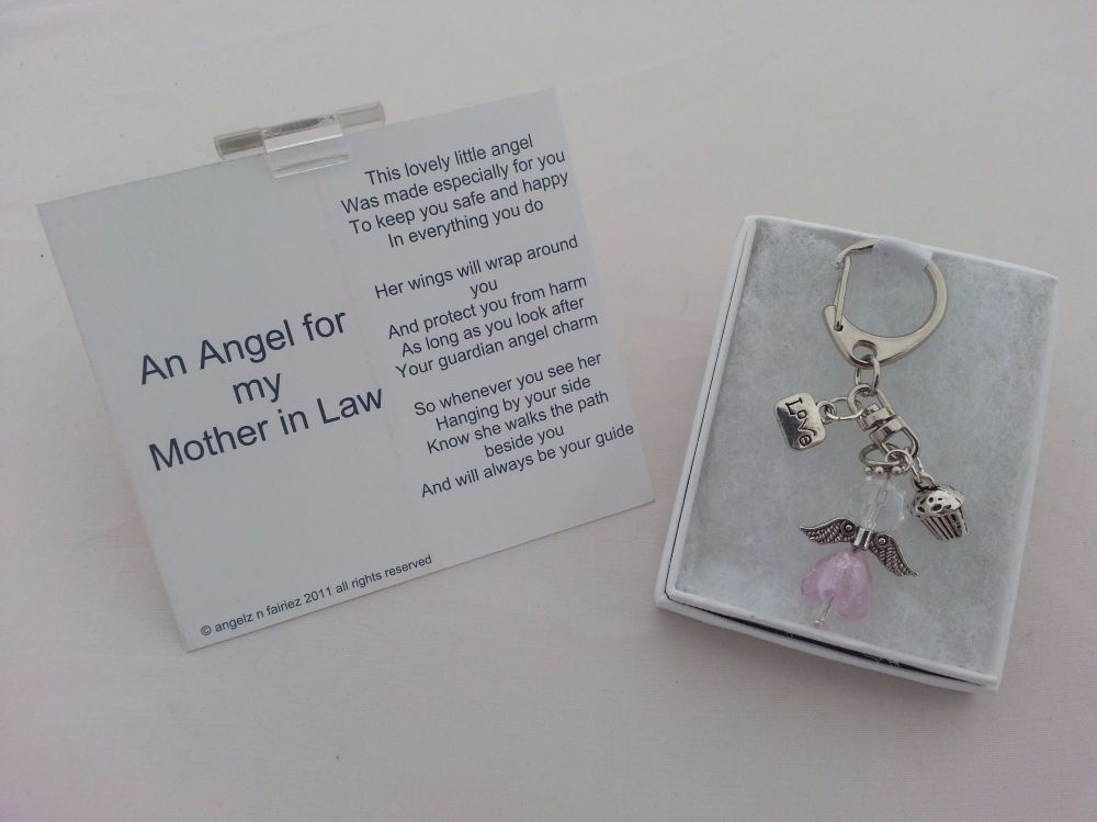 An Angel for a Mother in Law
