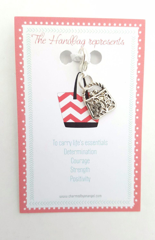 The Handbag Charm Lucky Charm Clippy