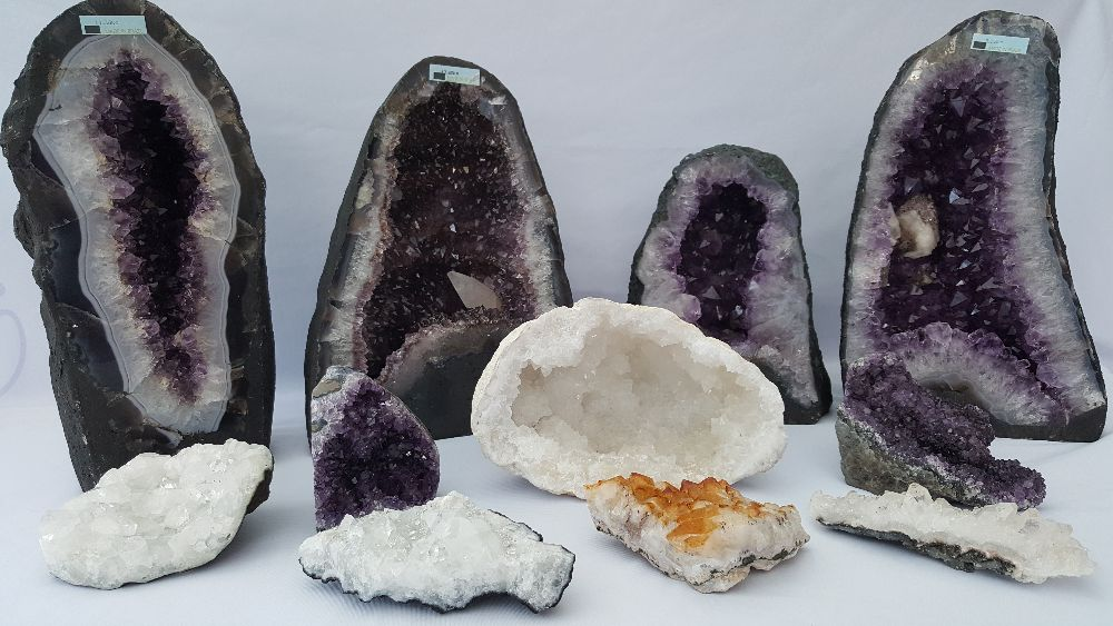 Gemstones, Minerals and Crystals
