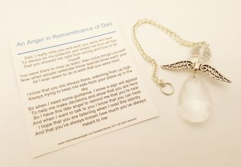 Angels Tear Remembrance Range - Dad
