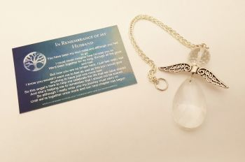 Angels Tear Remembrance Gift - Husband